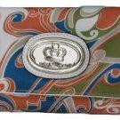 Kathy Van Zeeland Copacabana Print Goldie Locks Wallet