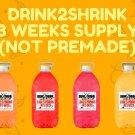 Drink2Shrink 21 Day Supply