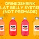 Drink2Shrink Flat Belly System