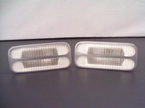 1997 Nissan Quest Left and Right Backup Lights