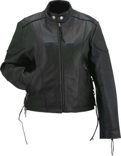 Ladies Evil Knievel Crusier Jacket