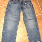 LUCKY BRAND~LowerRise Easy Fit Cuffed jean CAPRIS