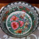 "Decorative Hand Painted Asian Bowl - Small Size, 3"" X 4 1/2"" X 3"""