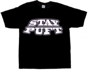 """Stay Puft """"Stay Up"""" T-Shirt"""