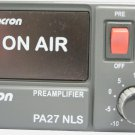 SYNCRON PA27 NLS PREAMPLIFIER + 25dB CB RADIO / #  0474