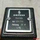 Antique Siemens Schwingquartz Thermostat 14 khz / # T 2577