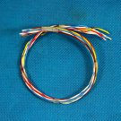 8 lengths of PTFE / W2D cable # 2 3310