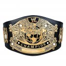WWE Authentic Undisputed World Wrestling Entertainment Championship Replica Title Belt