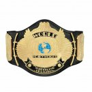 Gold Winged Eagle Championship Belt WWF Classic Adult Size (2MM)