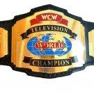 WCW Television World Champion Replica Belt WWE WWF Heavyweight Wrestling Belts