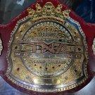 TNA legends wrestling heavyweight championship belt double layer (2mm Brass)