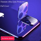 Camera Lens Protector For iPhone 12 Pro Max 12 Mini 11 Full Cover Case