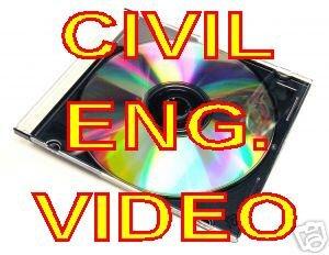 PE exam Civil Engineering Video Review DVD - EIT Exam