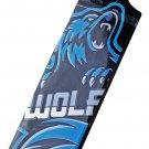 CA BLACK WOLF POWER-TEK Tape Ball Softball Tennis Ball Cricket Bat