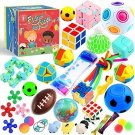 38 Pack Sensory Fidget Toys Set,Stress Relief Hand Toys for Adults Kids ADHD ADD Anxiety Autism