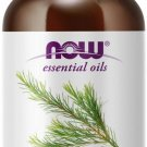 NOW Essential Oils, Tea Tree Oil, Cleansing Aromatherapy Scent, Steam Distilled, 100% Pure 4-Ounce