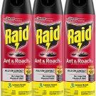 Raid Ant & Roach Killer Lemon Scent, 17.5 OZ (3) Hot Sale