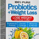 Probiotics for Women Weight Loss Purely Inspired Women's Probiotic Weight Loss Supplement