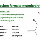 100g Cesium formate monohydrate