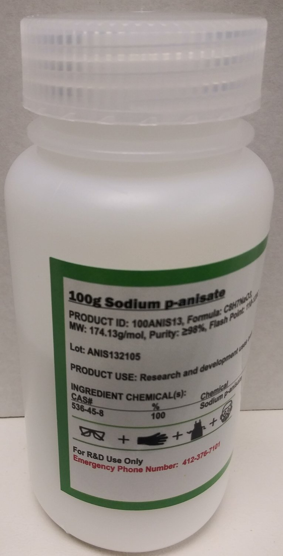 100g Sodium anisate