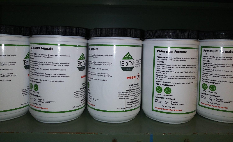 500g Potassium formate