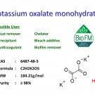 100g Potassium oxalate monohydrate