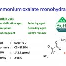 100g Ammonium oxalate dihydrate