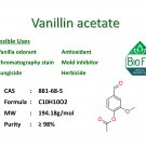 100g Vanillin acetate