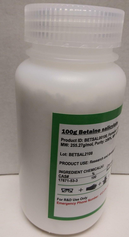 100g Betaine salicylate