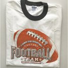 Greatest Fantasy Football Team Ringer T-shirt Medium