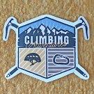 Recreation Outdoor Mountain Climbing Sticker