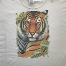 Wild Jungle Tiger Cotton Unisex Long sleeve T-shirt XL