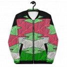 Watermelon Pattern Unisex Bomber Jacket