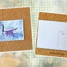Canadian Geese Water Bird Postcard