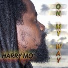 Harry Mo On My Way Reggae CD Featuring Army Yellow Hill Music USVI Rastafari Roots