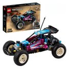 LEGO Technic Off-Road Buggy Model #42124 Building Toy Kit (374 Pieces)