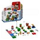 LEGO Super Mario Adventures with Mario Starter Course 231 Pieces Building Kit Collectible 71360