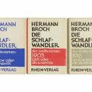 Die Schlafwandler by Hermann Broch
