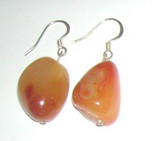 Brown Agate earrings