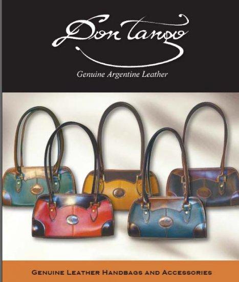 Argentina Leather Handbag