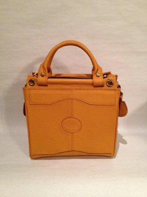 Patagonia Argentina Leather Handbag Yellow/Butter