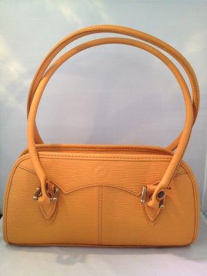 Eugenia Argentina Butter/Yellow Leather Handbag