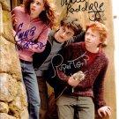 Harry Potter & Pals  8 x 10 Autographed Photo Radcliffe, Watson, Grint ( Reprint 44)
