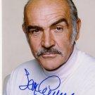 Sean Connery 5 x 7 Autographed Photo James Bond, Entrapment (Reprint 49) FREE UK Shipping
