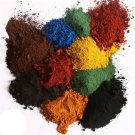 Red ,Yellow , Brown, Green ,Black ,white ,blue, dark red Oxide High Grade Pigment Pack