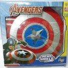 Avengers Marvel Legends Captain America Hero Shield Lighting Battery Operated