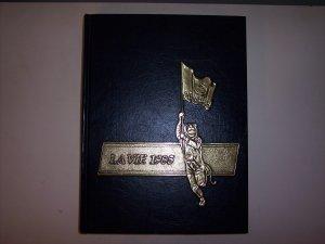 LA VIE 1985 Pennsylvania State University Yearbook