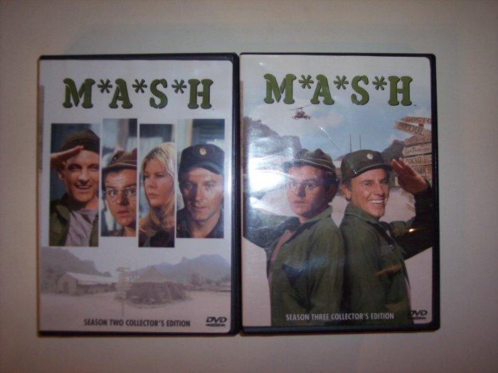 MASH - Seasons 2 & 3 Complete - Used