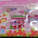 Strawberry Shortcake Hair Accessories Set NEW