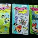 Powerpuff Girls Movies Lot of 3 VHS Videos